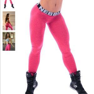 Nevis Booty-scrunch leggings